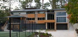Private residence, Indooroopilly